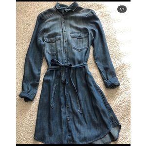 Denim dress from American Eagle